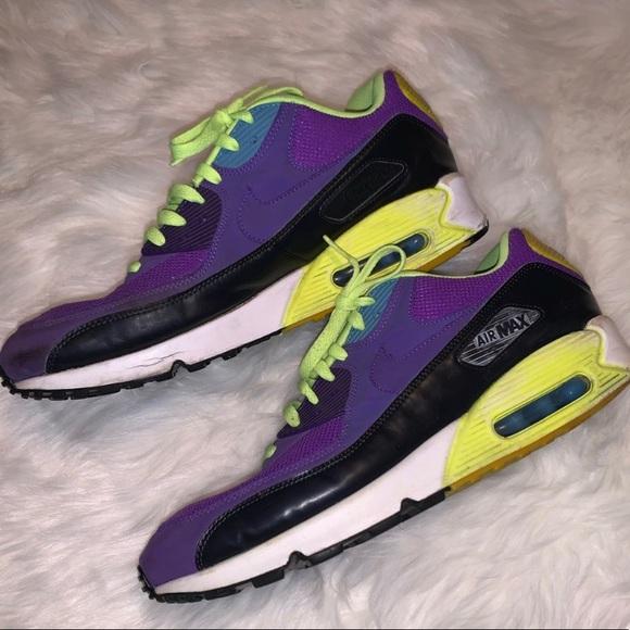 Nike Other - Rare! Purple Nike Air Max 90